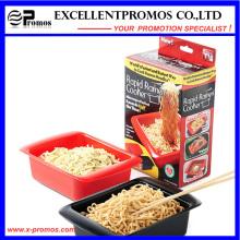Microondas plástico cereais leite salada tigela (EP-RC1601)