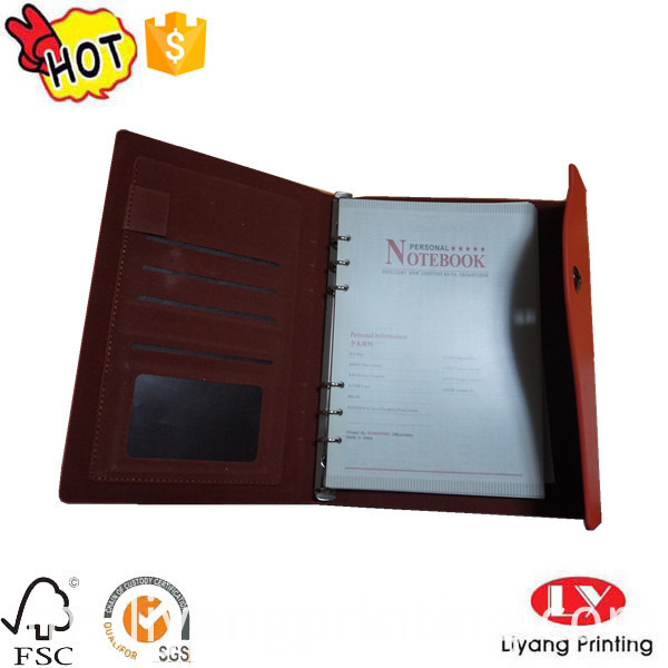 office notebook