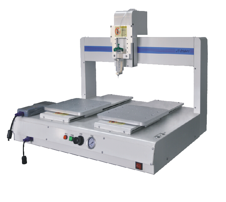 High Quality Epoxy Doming Machine