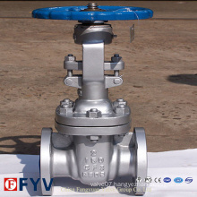 Gate Valve for Use in Oil&Gas Industry