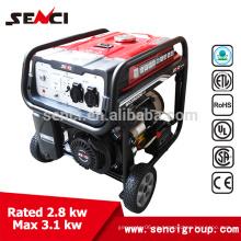 Generador de la Unidad Generadora de Aprobación CE de Prueba de Sonido