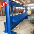 Máquina de corte CNC de viga oscilante o guillotina