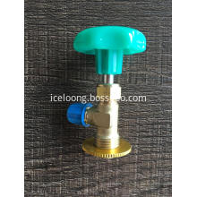 R134a refrigerant gas can opener