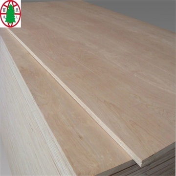 18mm bintangor veneer poplar core commercial plywood