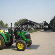 Mini-Traktor mit Frontlader