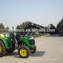 Mini tracteur avec chargeur frontal