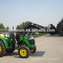 Mini Tractor with Front Loader
