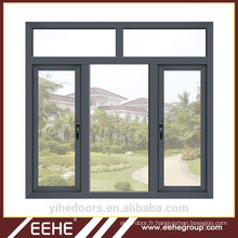 Bon prix fenêtre bangladesh fenêtre en aluminium personnalisé