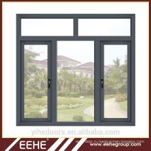 Хорошая цена Бангладеш окна алюминиевые окна на заказ