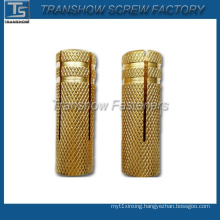 Hot Sale Brass Drop in Anchor (Fastener Anchor)