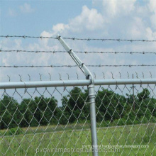 Heavy Hot Dipped Galvanized Barbed Wire For Security Farm Fencing