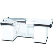 CE and ISO approved cash register cashier counter price small checkout counter