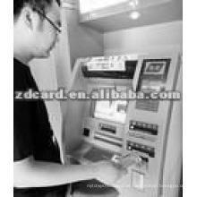 Kreditkartengröße PVC Bankkarten ohne Visum / Master