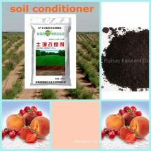 Biofertilizante de bio fertilizante orgânico de algas para melhorar o solo