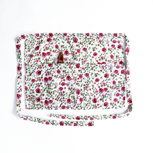 Avental feito sob encomenda da cintura feita sob encomenda do avental do vintage meio avental, avental do algodão