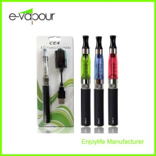 E Cigarro EGO CE4 Blister Kit, EGO CE5 Blister Kit Atacado China