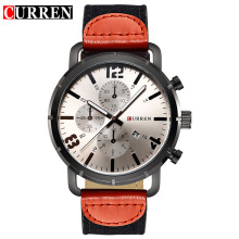 2017 Luxury Bussiness Waterproof Quartz Men Watch