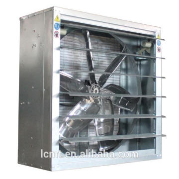 Spezieller Kühlventilator für das Ringkontrollsystem der Geflügelproduktion.