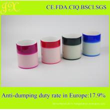 Tasse en céramique magique écologique, tasses à couleurs