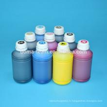 L'encre d'impression offset Chine a fabriqué l'encre de textile pour Epson 3880
