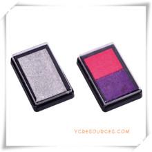 Presente da promoção para crianças DIY almofada de tinta com uma ou duas cores (YZ-34)