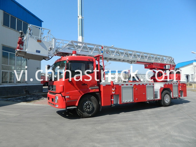 20m Turntable Ladder Truck