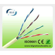 Wholesale Factory Price 4 Pairs CCA Network Cat 5e LAN Cable