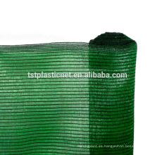 red plástica ULTRAVIOLETA de la sombra del invernadero para la agricultura