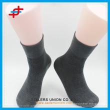 2015 chaude en bambou en tissu résistant chaussettes pour hommes occasionnels chaussettes classiques