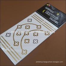 custom tattoo stickers/flag logo tattoo sticker/body tattoo sticker