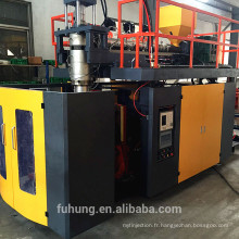 Ningbo fuhong CE Chine fournisseur plastique hdpe pp bouteille 20 jerry can extrusion soufflage moulage machine prix fabricant