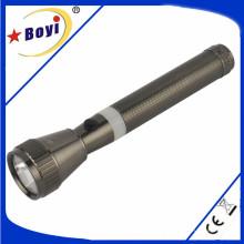 CREE LED Puissante torche rechargeable en aluminium