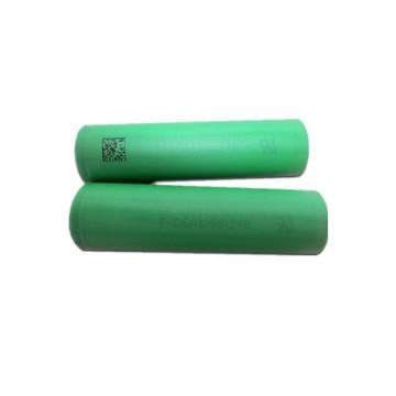 Bateria de iões de lítio de 3.7V 2600mAh bateria 18650 recarregável