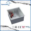 Prateleira de cozinha de aço inoxidável de aço inoxidável simples (ACS1920A1)