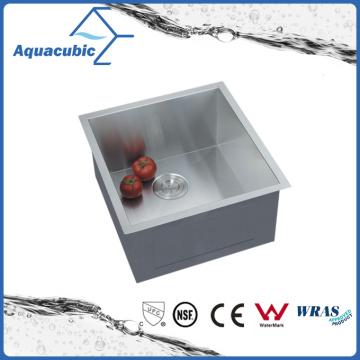 Single Bowl Handgefertigte Edelstahl Cupc Küchenspüle (ACS1920A1)
