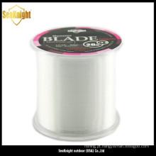 Qualidade superior 100% Nylon de 500M linha de pesca