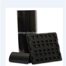 ABS Black Conductive Plastic Sheet