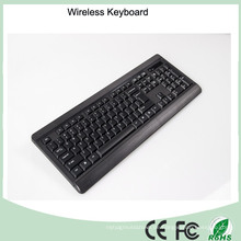 Ultra Slim Wireless Computer Tastatur