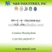 Zuverlässiger Lieferant Kreatin Monohydrat Pulver 6020-87-7