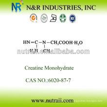 Fornecedor confiável monohidrato de creatina em pó 6020-87-7