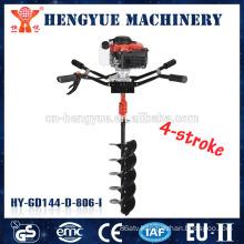 drill for fishing ground drilling machine hand small digging machine ground drill