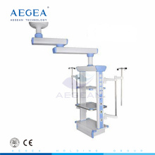 AG-40H-2 fixed height double arm abdominal cavity operation theatre pendant