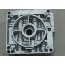 OEM Aluminum Alloy Die Casting for Filter Housing Parts ADC12 Arc-D280