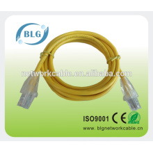 2015 hot sale of RJ45 Shielded or Unshielded Jumper patch Cable