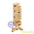 High Quality Custom Jenga Game Set