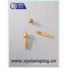 high quality brass hardware parts adjust pivot