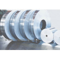 Matériau en plaque d'aluminium pour radiateur