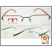 Heiße verkaufende bunte Tr90 Tempel Metall optische Rahmen (WRM503027)