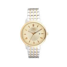 Relógio de pulso de senhoras de aço inoxidável de relógios personalizados