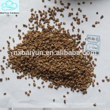 Wasserfiltration / abarsive / polierende Walnussschale